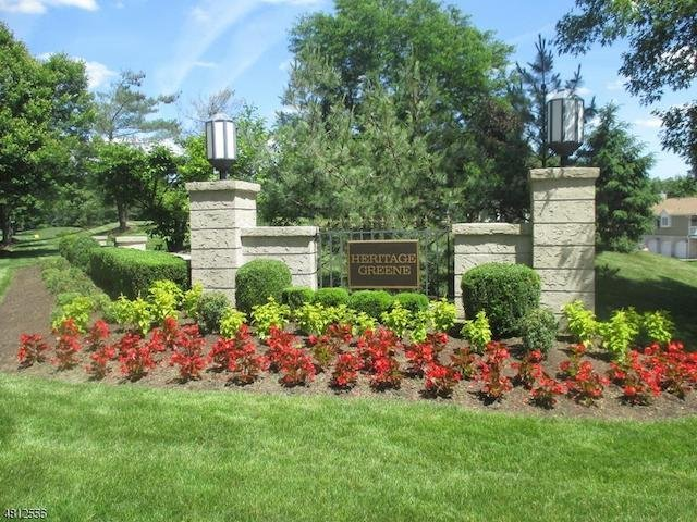 Townhomes for sale Heritage Greene Townhomes Chatham Twp, NJ
