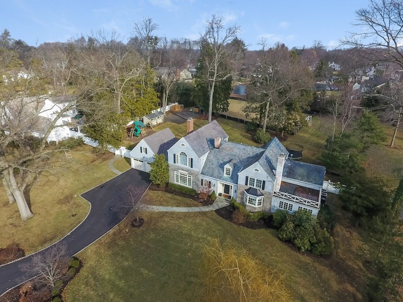 6 Park Lane Madison NJ Home For Sale