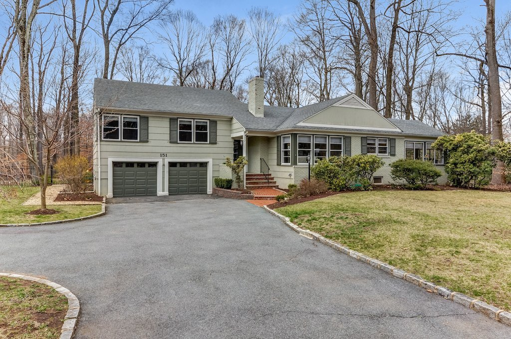 151 Woodland Ave Morris Township NJ homes for sale by The Oldendorp Group Realtors in Madison and Summit NJ