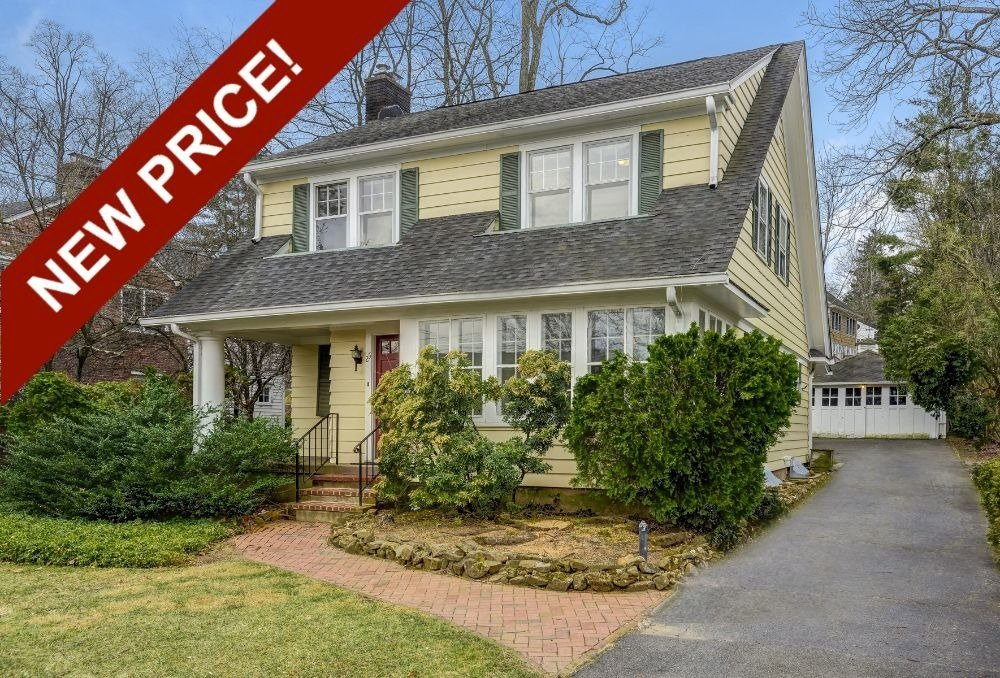 25 Vinton Rd, Madison NJ 07940 home for sale by the Oldendorp Group Realtors in Madison