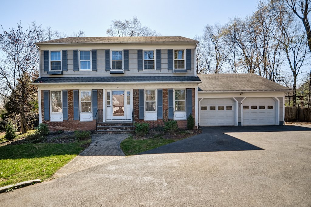 30 Union Hill Rd, Madison NJ 07940 home for sale by the Oldendorp group Realtors in Madison